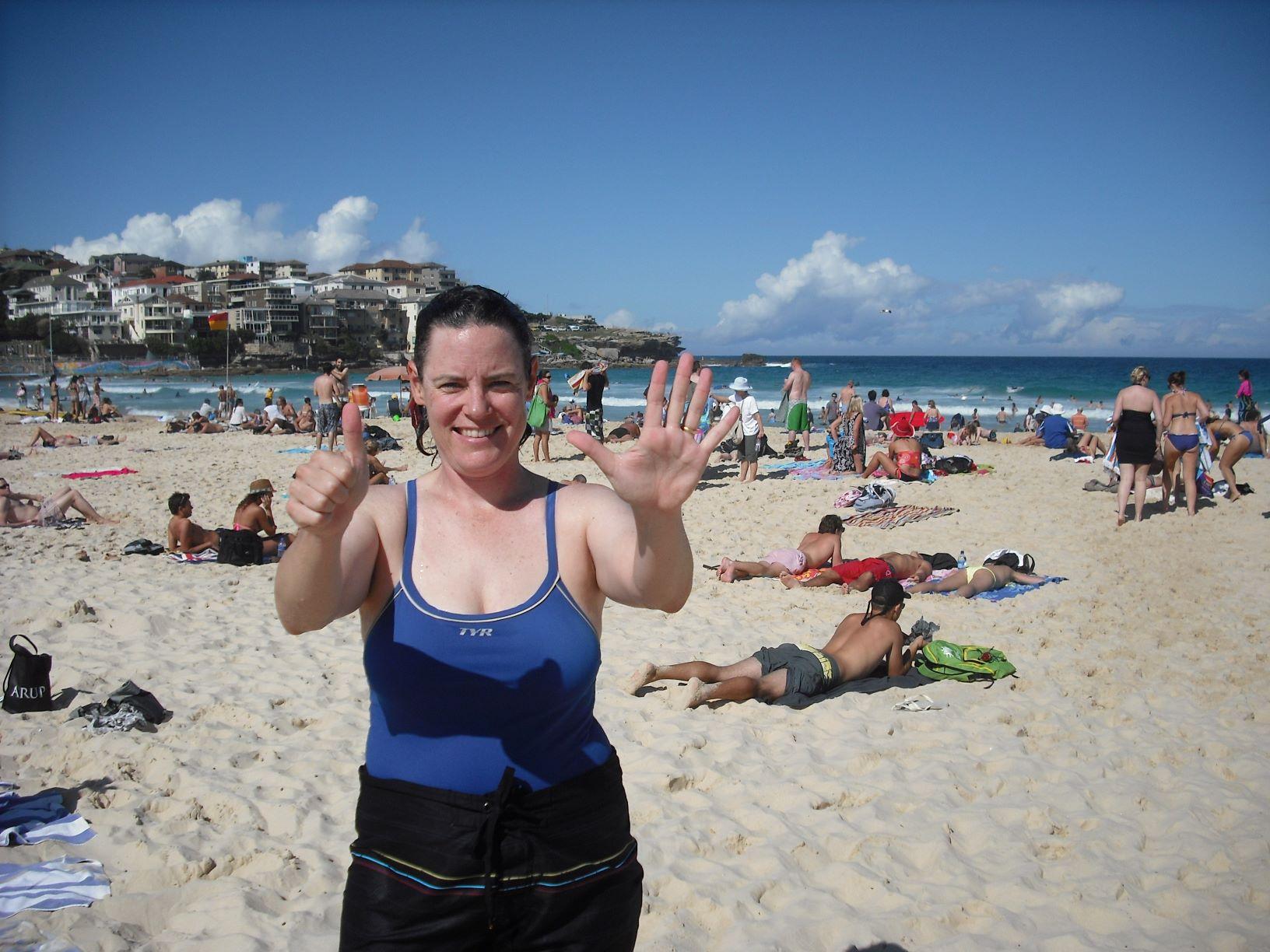 No 6: Bondi Beach – 18 April 2010