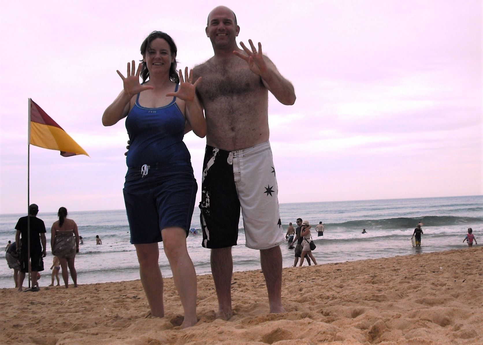 No 14: Collaroy Beach – 27 February 2011