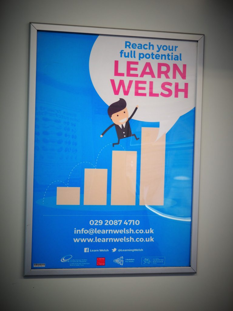 I cannot fathom what full potential awaits me if I learn Welsh.