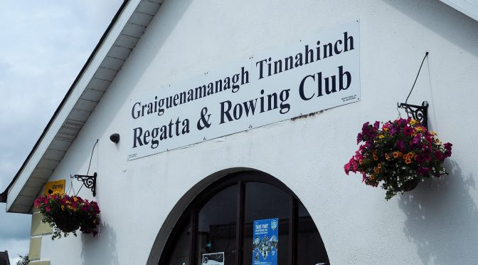 At the Graiguenamanagh Tinnahinch Regatta: Sunday 2 August 2015 (Day 70)