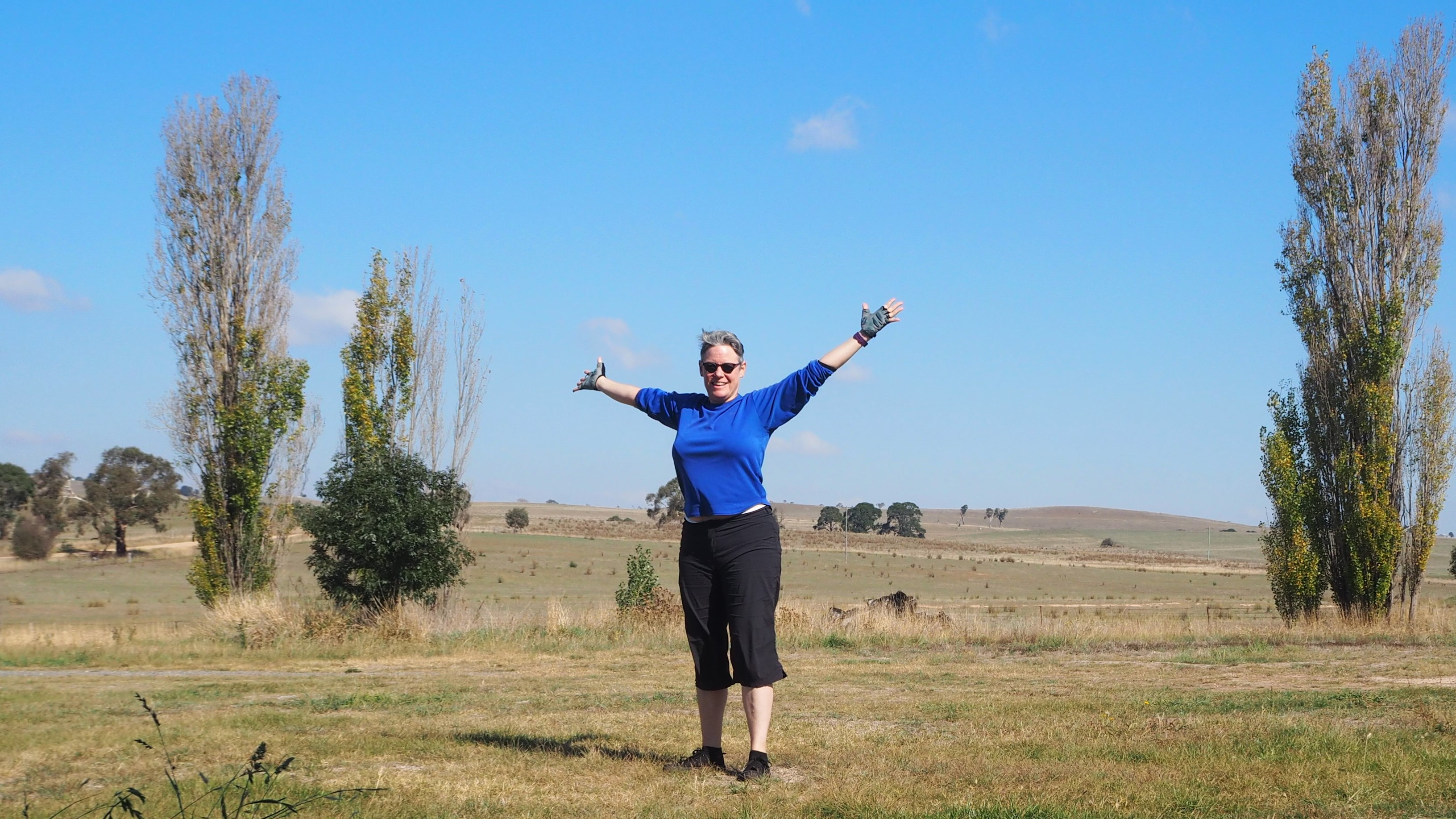 A Bicycle Riding Holiday: Day 1 – Goulburn to Collector