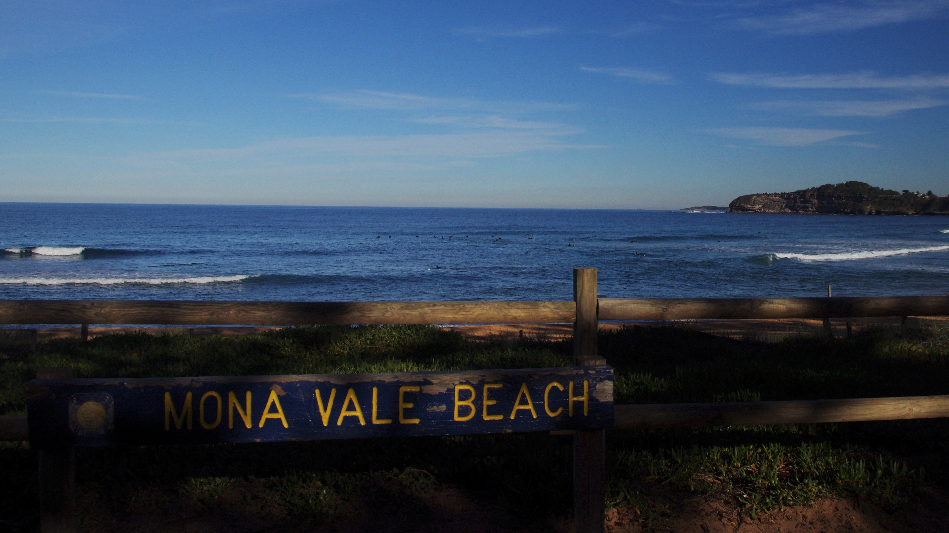 Beach No 52: Mona Vale – A winter solstice beach (23 June 2018)