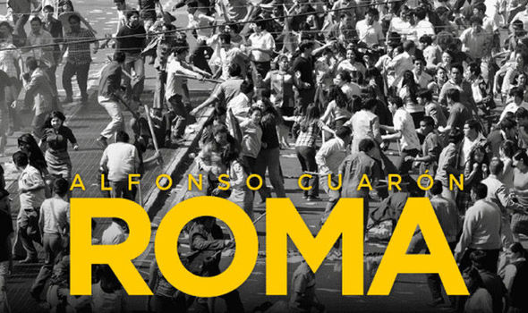 Roma – 4 out of 5 (Film 6 of 2019)
