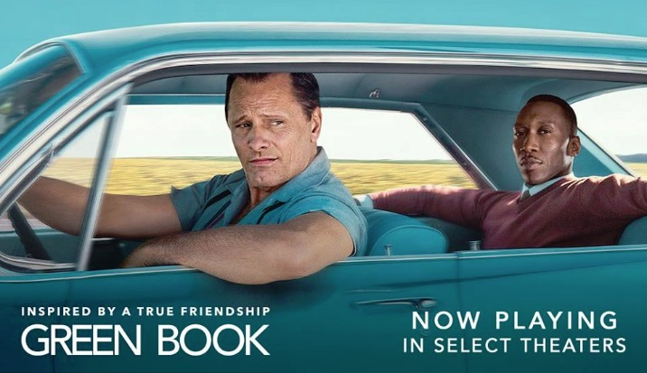 Green Book – 3 out of 5 (Film 7 of 2019)