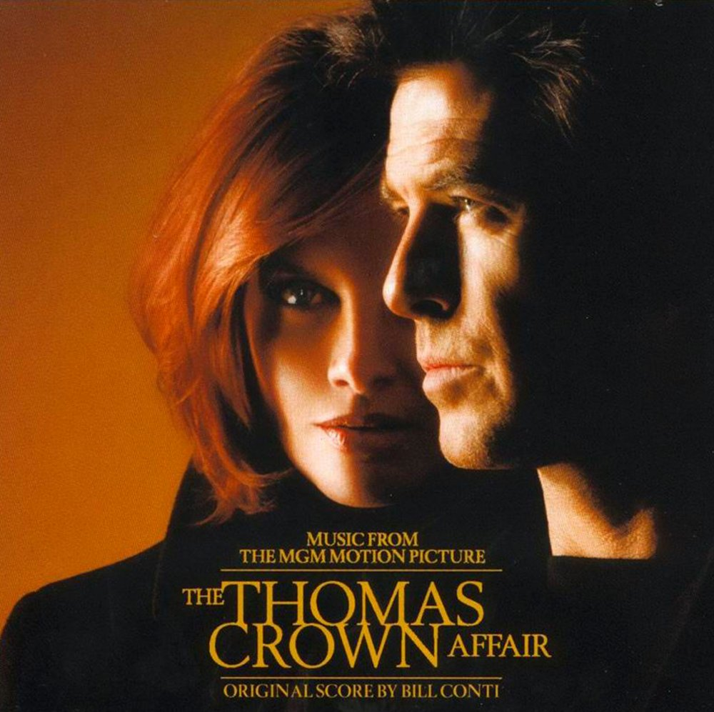 Week 12: Music from The Thomas Crown Affair (1999) as suggested by Room Rater